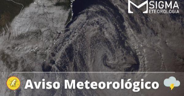 Quadro de instabilidade e Ciclone Extratropical influenciam o tempo no Cone Sul nos próximos dias