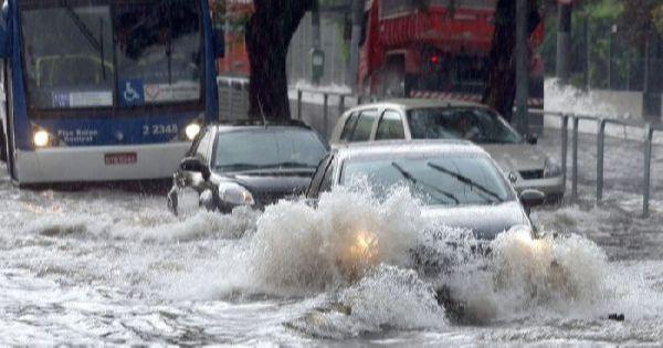 ATENÇÃO | Chuva localmente volumosa nos próximos dias, veja aonde