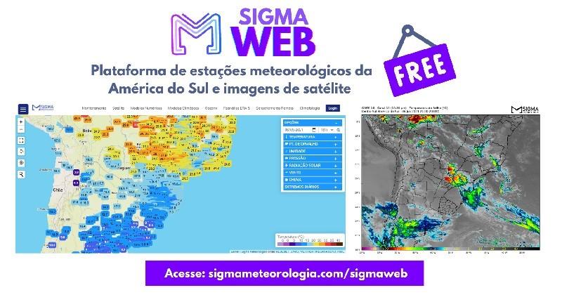 NOVIDADE!!! Lançamento da plaforma Sigma Web FREE